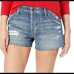 "Joe's jeans ""the wasteland"" short - size 25"